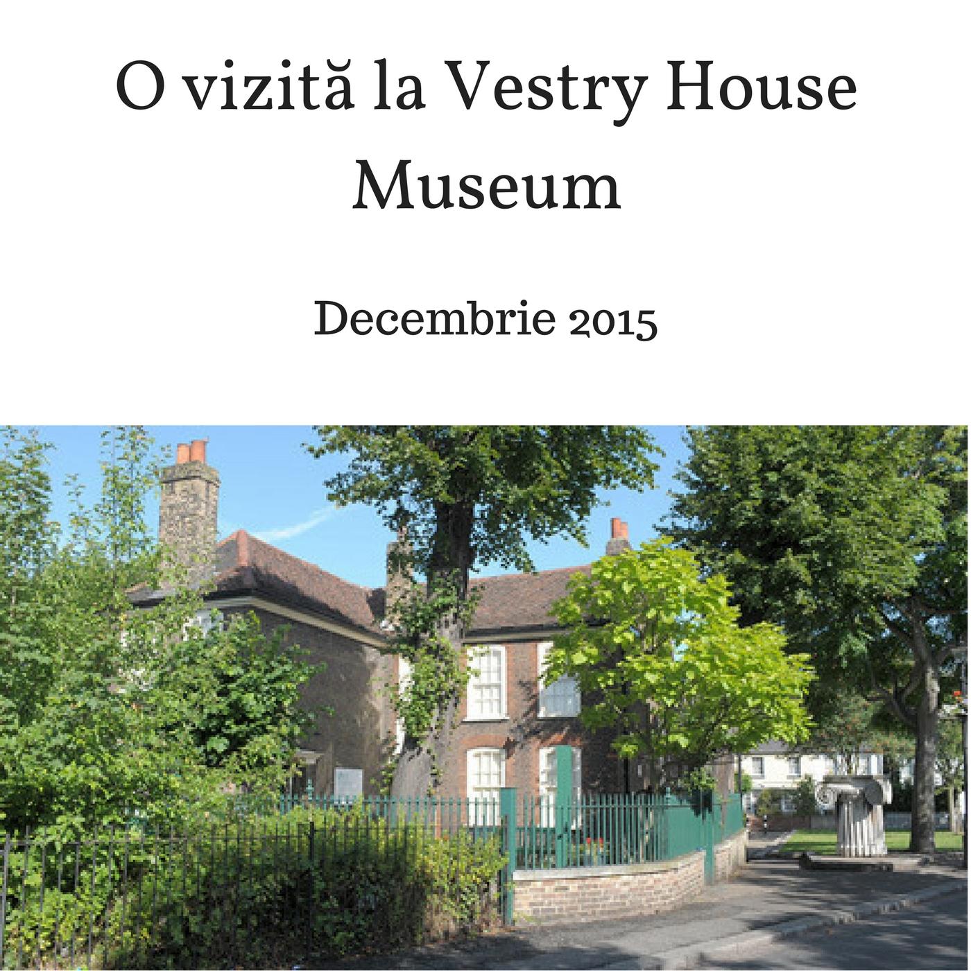 VizitaVestryHMuseum