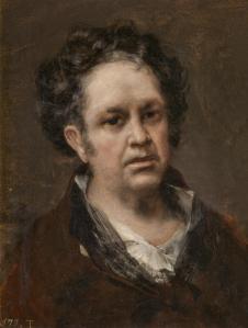GoyaSelfPortrait1815