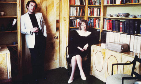 Harold-Pinter-and-Antonia-acasa