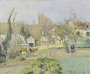 PissarroLHermitage1874