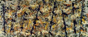 blue_poles_jackson_pollock_painting