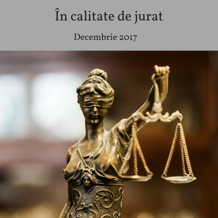 În calitate de jurat